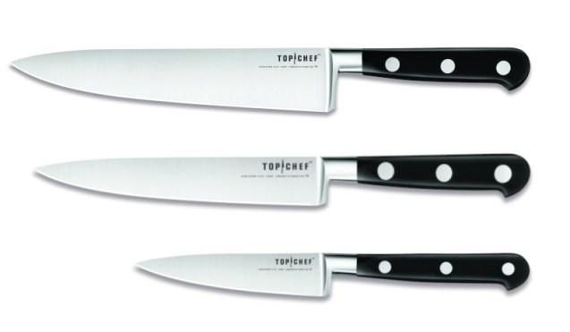 Le top des couteaux pour être un TOP CHEF