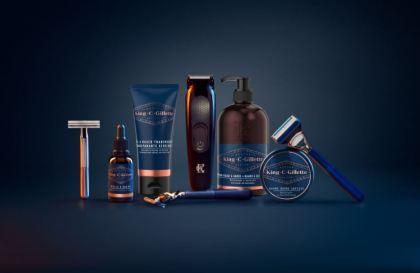 King.C.Gillette produits soins barbe avis