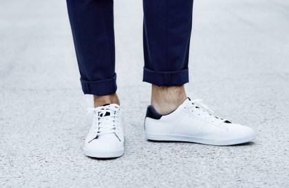 Comment porter le pantalon chino slim homme ?