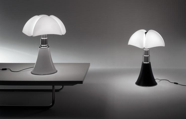 Lampe design Pipistrello, un modèle qui sait se réinventer