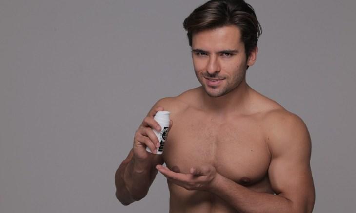 Produits cosmétiques naturels spécialement conçus pour les hommes