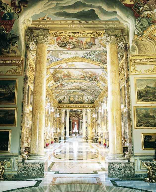 Galleria Colonna à Rome
