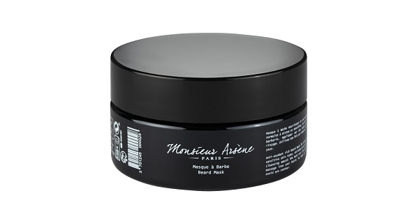 Le Masque à Barbe Monsieur Arsène