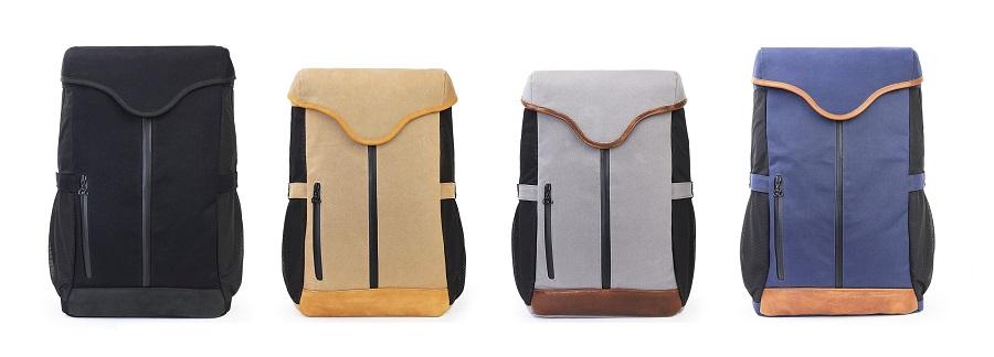 GeeZal Sac à dos : French Designed High Quality Backpacks