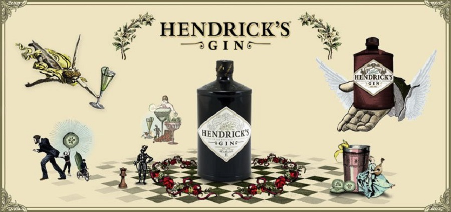 Comment déguster un Gin ? Hendrick's Gin