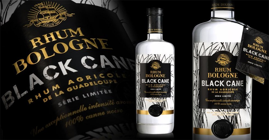 Rhum Bologne Black Cane 50%