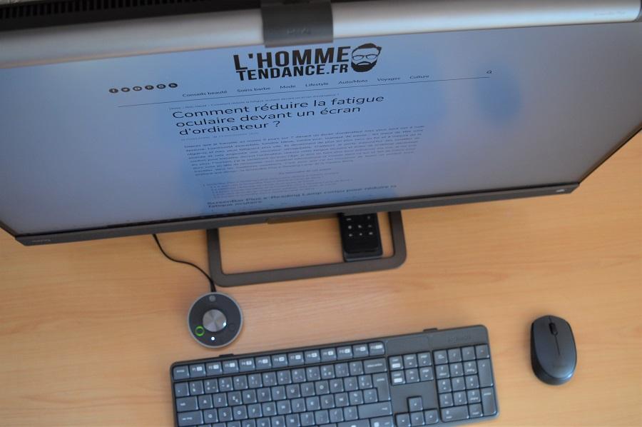 écran BenQ EW3280U