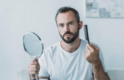 Comment prévenir la chute de cheveux chez l'homme ?