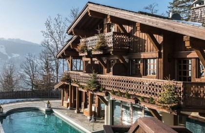 Vacances dans les Alpes : les 5 plus beaux hôtels de Megève