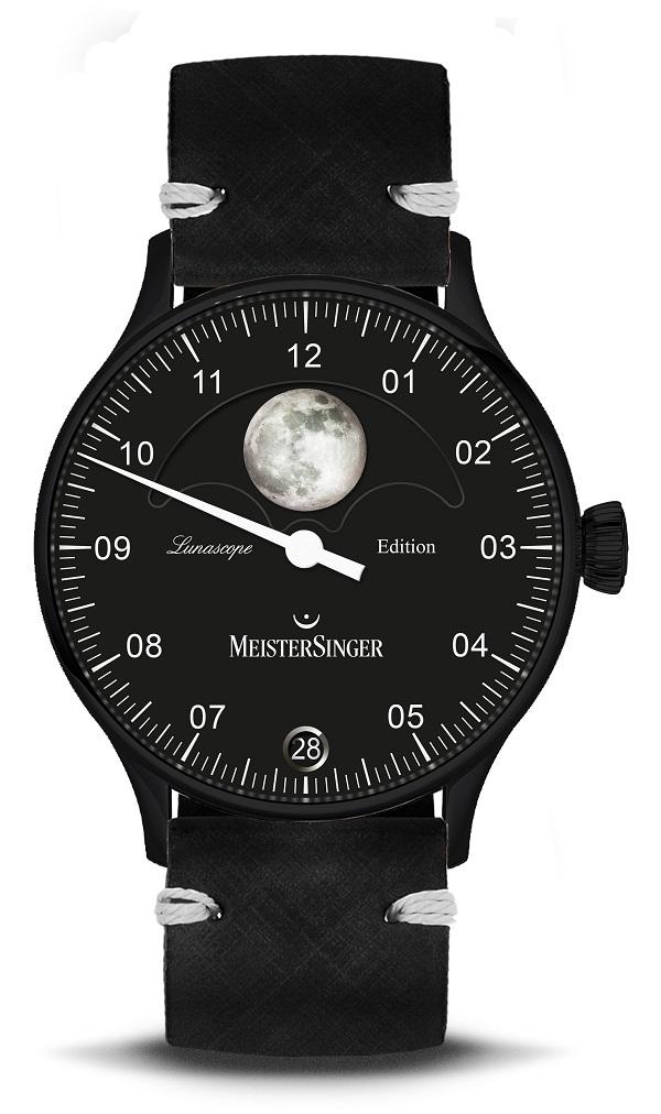 Montre MeisterSinger Lunascope