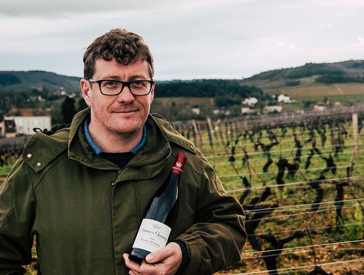 Rencontrez Enrico Peyron, responsable technique et œnologue du Château de Chamirey en Bourgogne