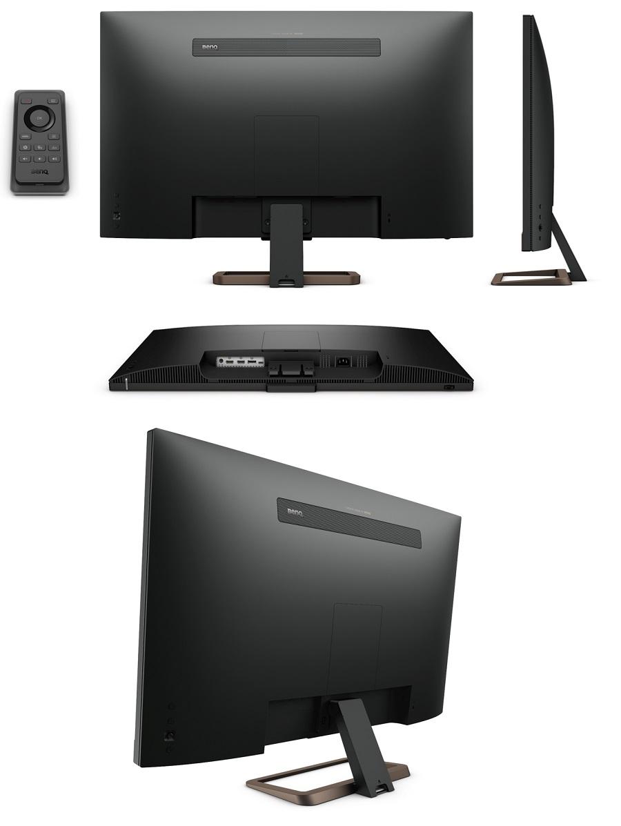 Test écran BenQ EW3280U 4K 32 pouces