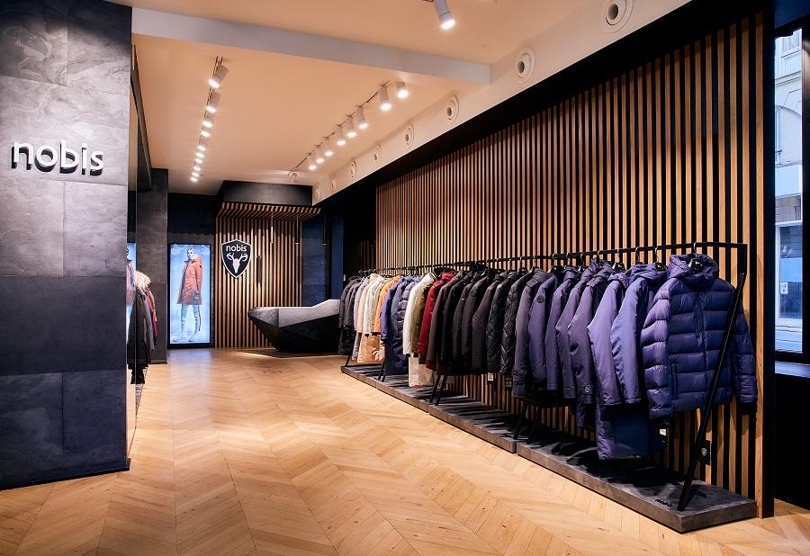 Un showroom de 100m2 spacieux, chaleureux pour une expérience shopping parfaite