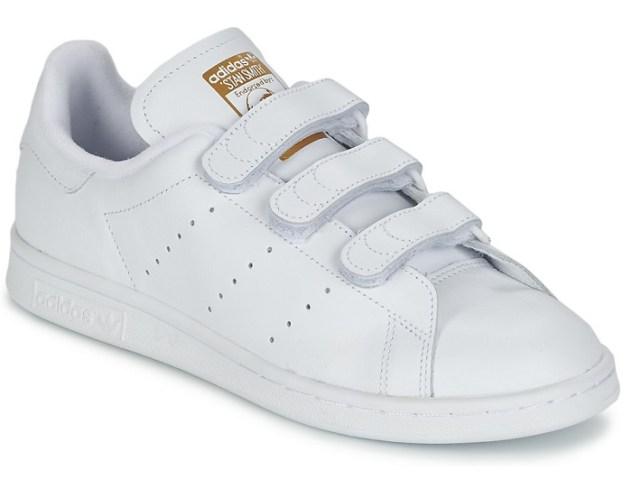 Baskets à scratch pour homme Adidas