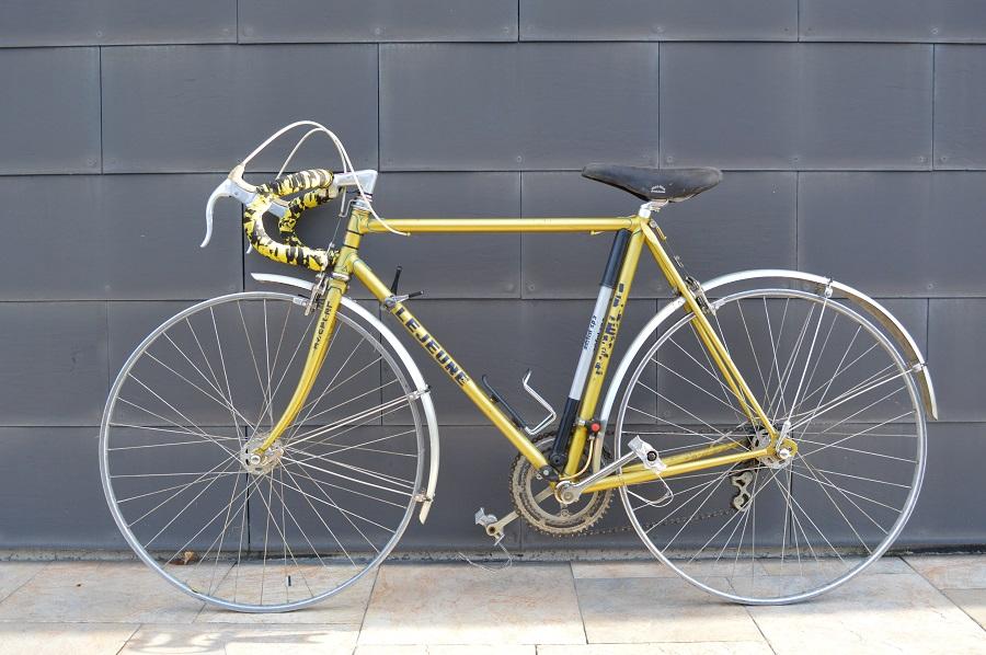 Comment restaurer un vélo de course vintage ? Part 2
