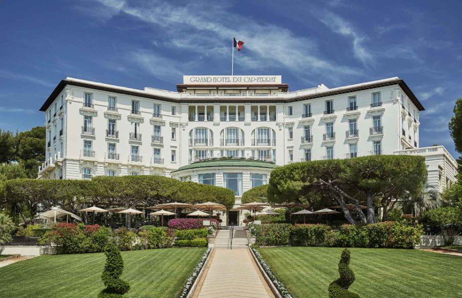 Grand Hôtel du Cap Ferrat ©Four-Seasons-Hotels