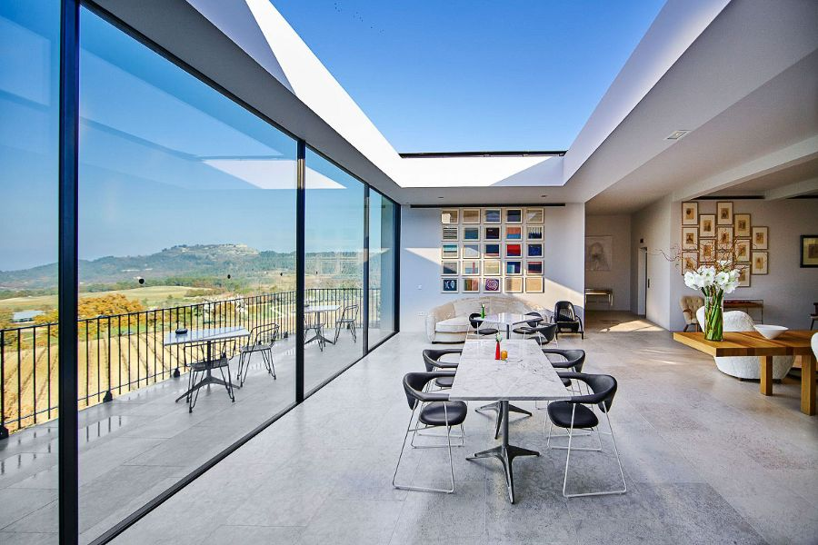 Villa La Coste La Galerie ©Richard-Haughton