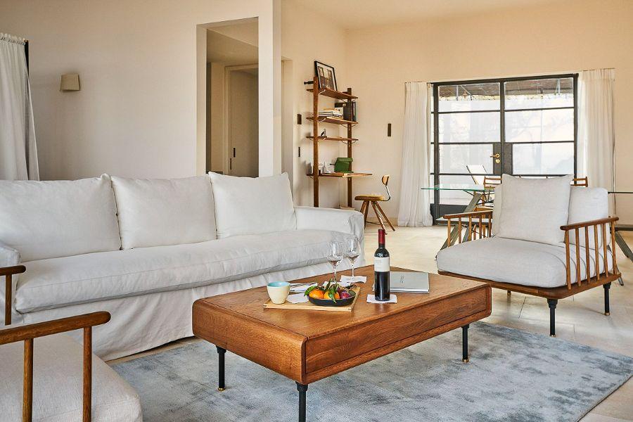 Suite Villa La Coste ©Richard-Haughton
