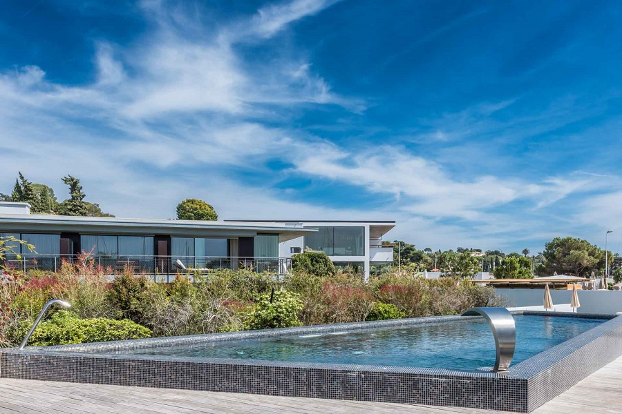 Cap d'Antibes Beach Hotel - piscine
