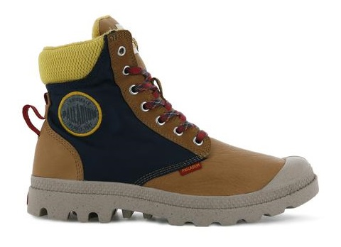 Rando : chaussures PAMPA SC CAMPER WP+ Palladium