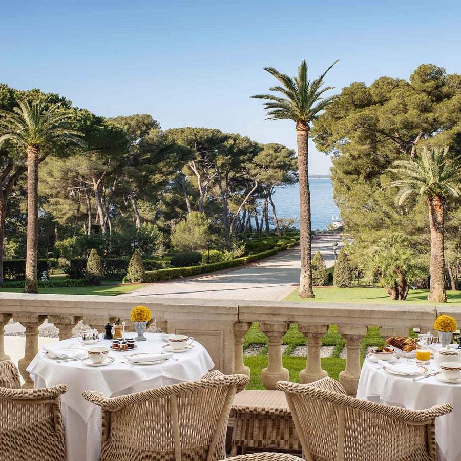Hôtel du Cap-Eden-Roc restaurant extérieur