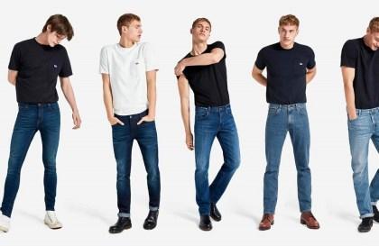 Quelle coupe de jean choisir pour homme ?