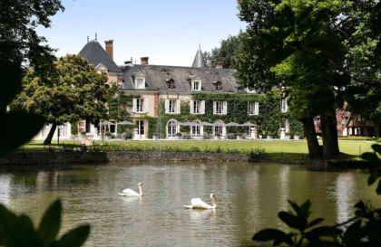 Hôtel**** Les Hauts de Loire