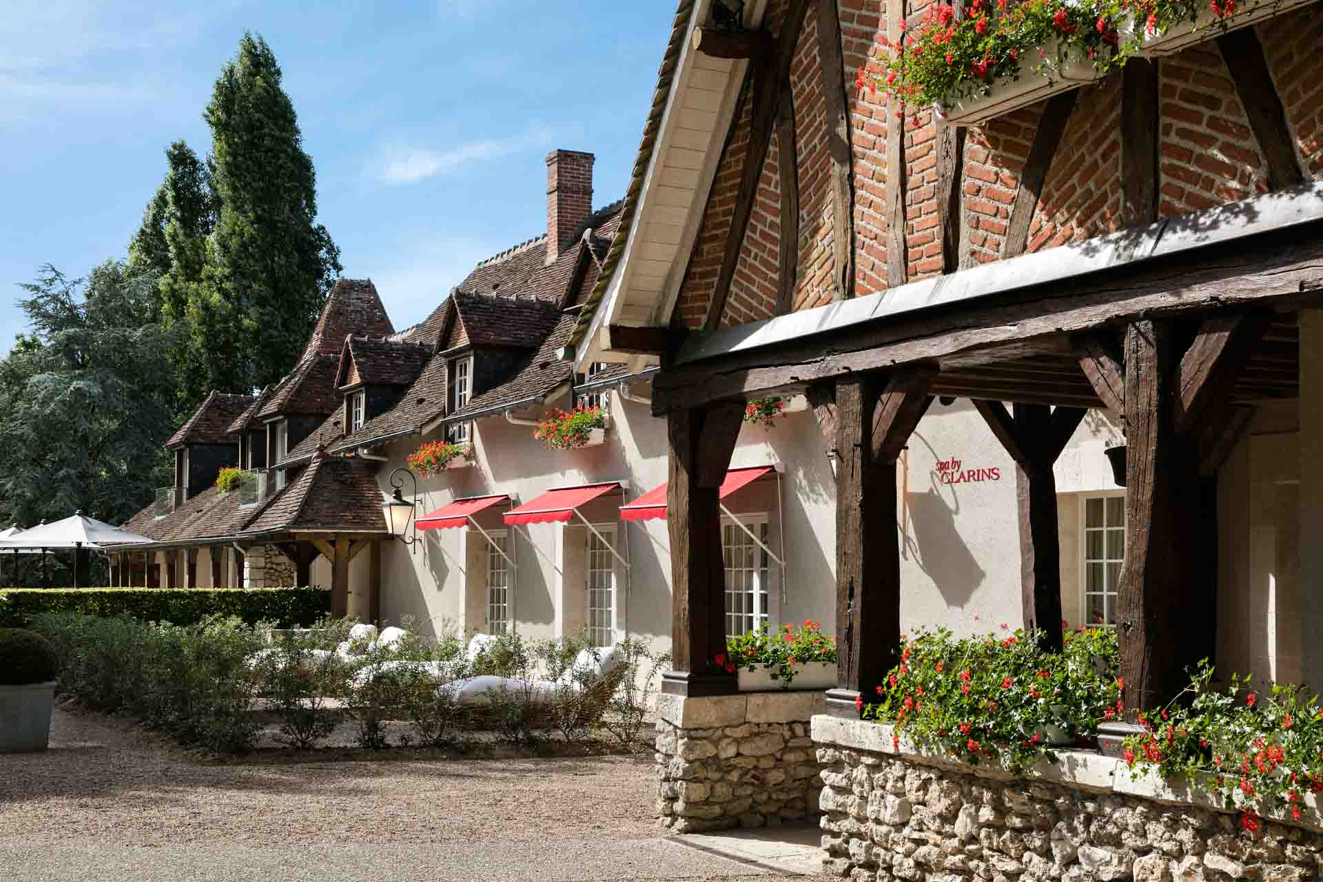 Spa Hôtel Les Hauts de Loire