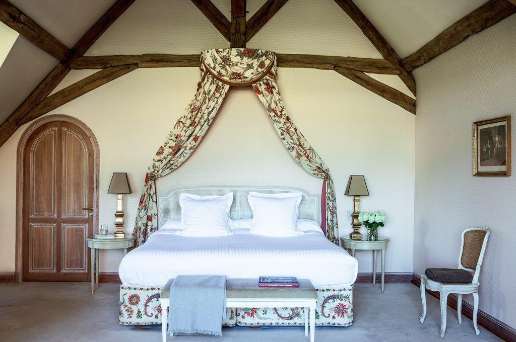 chambre 4 Hôtel Les Hauts de Loire