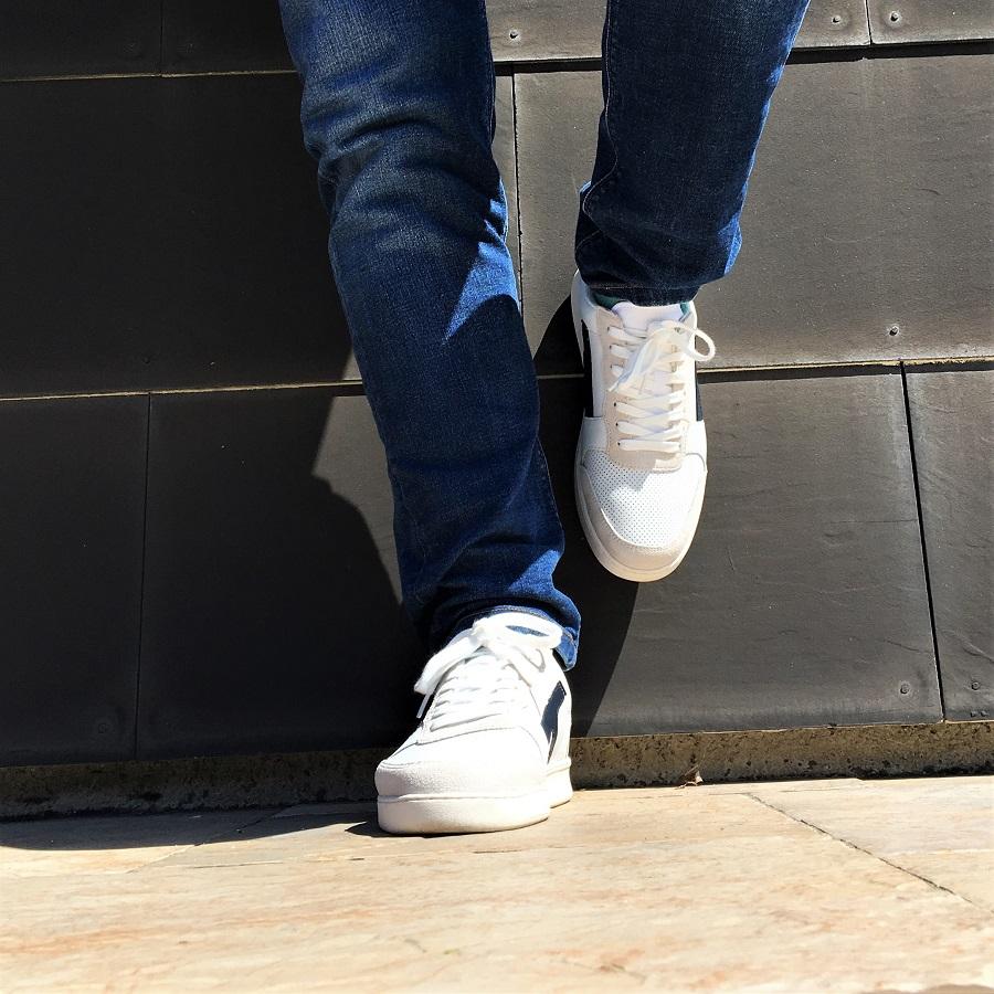 Test et avis sneakers FAGUO modèle HAZEL
