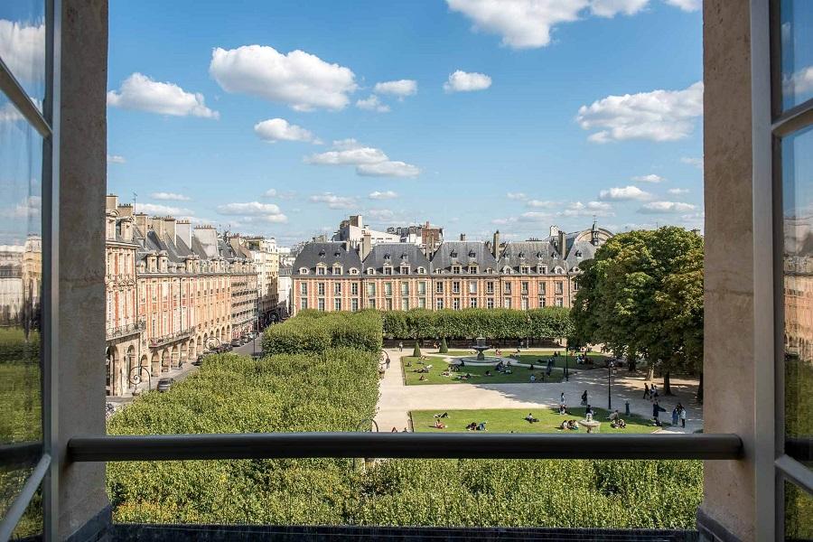 Hotel Cour des Vosges - Paris 4