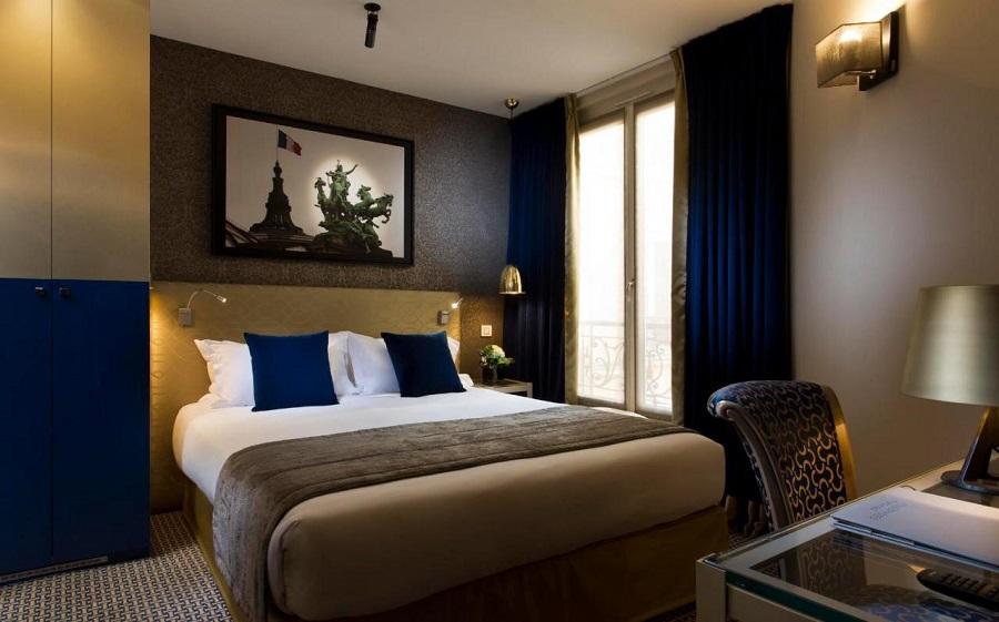 Hôtel Atmosphères - Paris 5