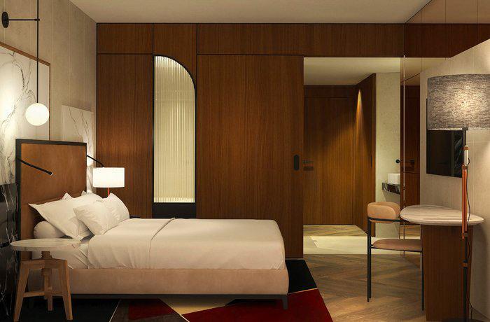 Chambre L'Esquisse Hotel & Spa Colmar - MGallery
