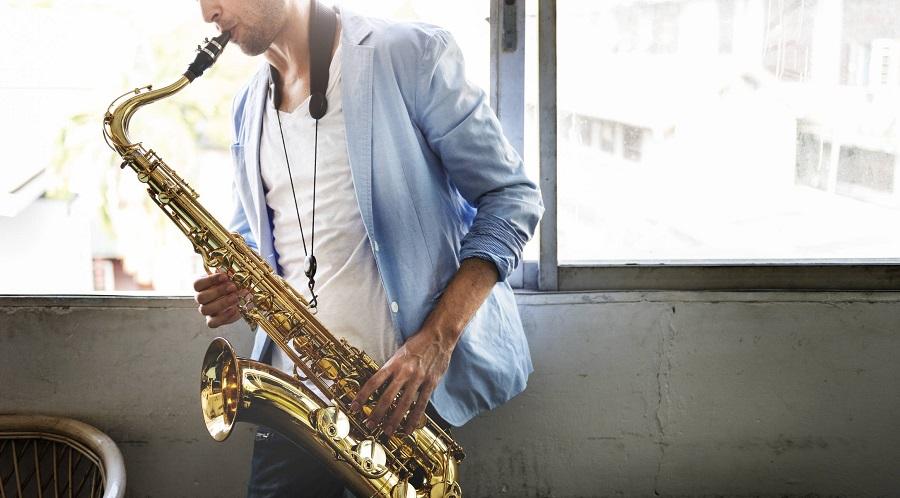 Partition saxophone instrument de musique