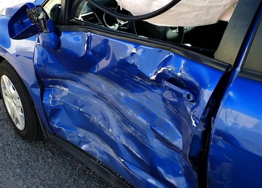 accident portière code de la route