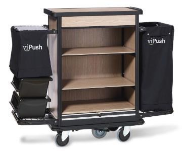 ViPush Des Chariots Conus Pour Les Femmes De Chambre
