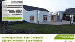 Hotel Besancon Pas Cher Partir De 42 Amp Annuaire Besancon