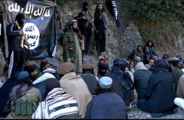 Pakistani Taliban join Islamic State