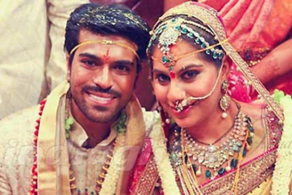 Ram Charan-Kamineni Upsana wedding