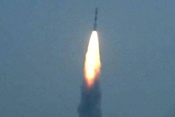 PSLV C-30 carrying India's satellite Astrosat launched from Sriharikota.