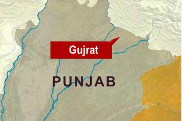 GUJRAT map