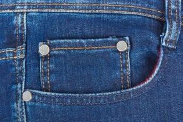jeans watch pocket