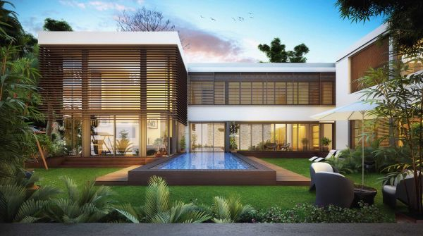 Sobha Group launches 'Sobha Hartland' in Dubai-- Villa