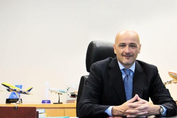 DACHSER APAC MD Edoardo Podestá