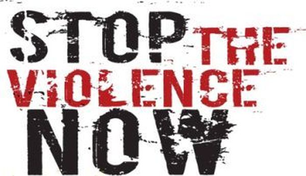 Ending Human Violence is a Task for Each of Us