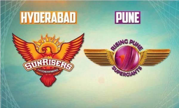 IPL: Rising Pune Supergiants vs Sunrisers Hyderabad Match Preview