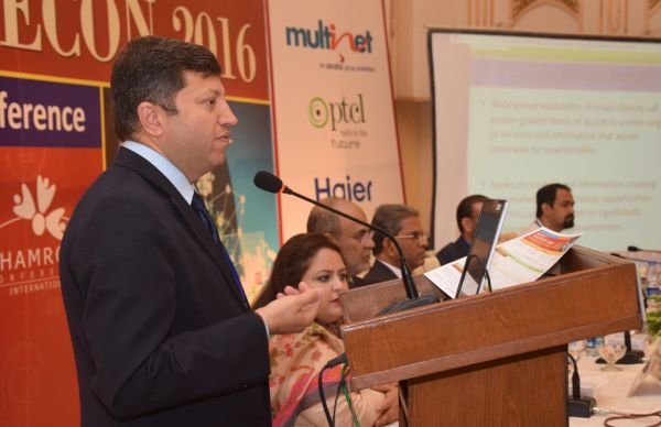 Enabling Policy, Technological Advancement and Financial Revolution to drive growth and social development in Pakistan