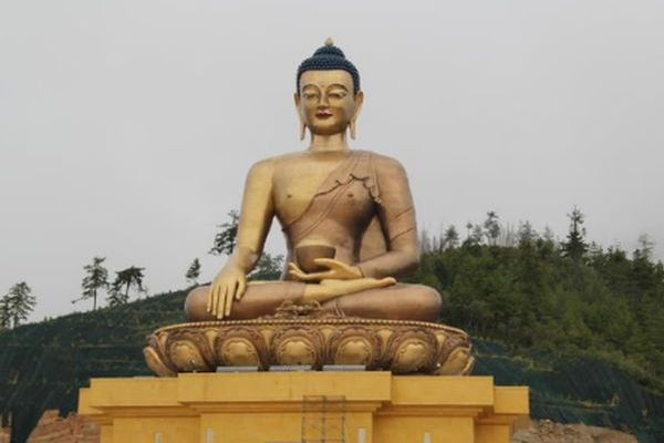 Mountain Echoes - Buddha Point in Thimphu
