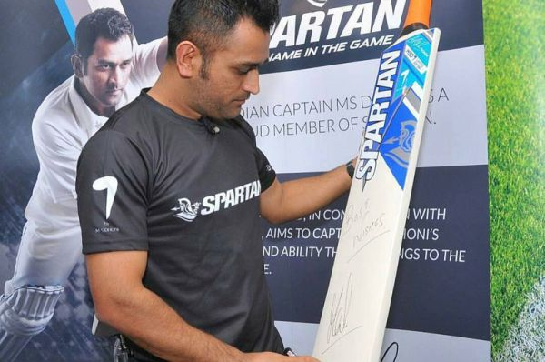 Spartan International and Dhoni