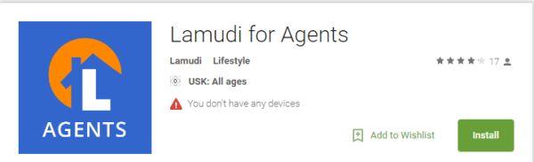 lamudi agent app